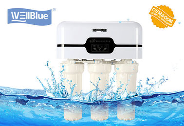 Mesin Filter Air Reverse Osmosis, 5 Tahap RO Teknologi Water Purifier
